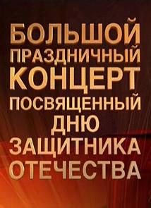 Большой Праздничный концерт ко Дню защитника Отечества (23.02.2014)